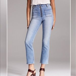 Denim Forum for Aritzia Jeans